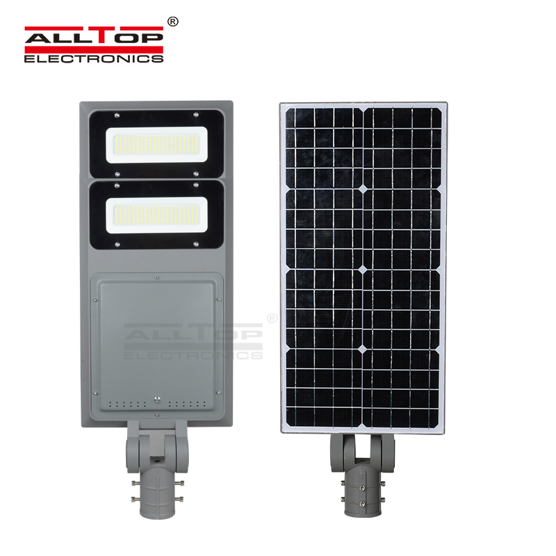ALLTOP -Find Integrated Solar Light Alltop Energy Saving High Lumen Integrated