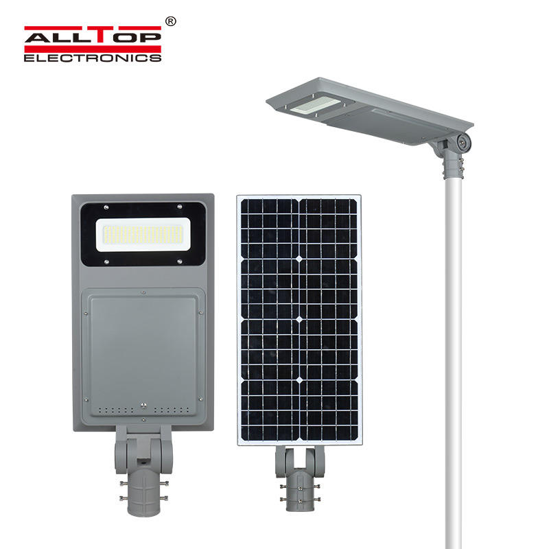 ALLTOP high quality all in one solar street light wholesale for highway-2