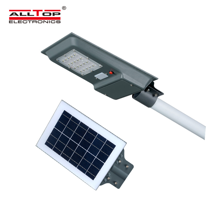 ALLTOP -solar pole lights | ALL IN ONE SOLAR STREET LIGHT | ALLTOP-2