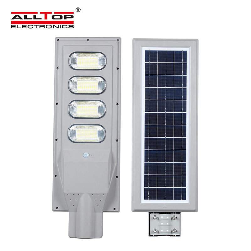 ALLTOP solar pole lights series for highway-4