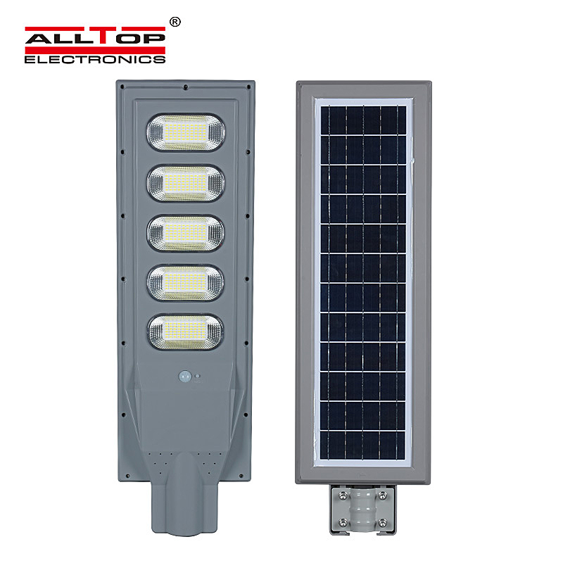 ALLTOP solar pole lights series for highway-5