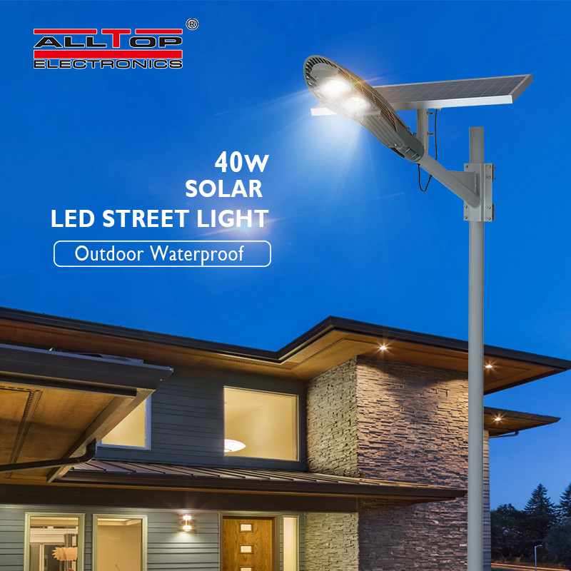 ALLTOP -solar light for road ,solar street light project | ALLTOP-1