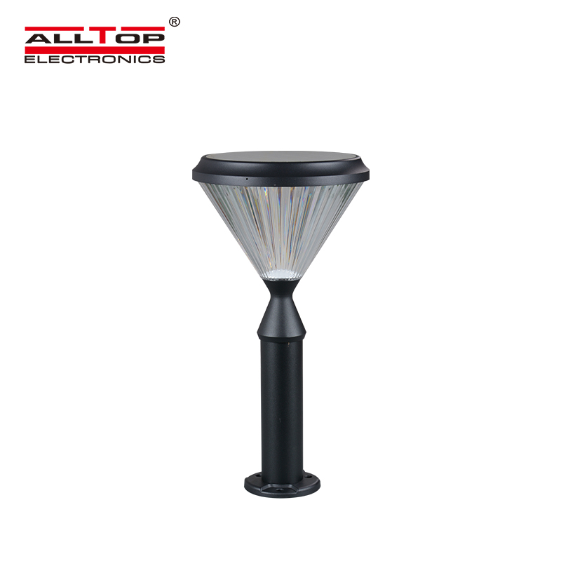 ALLTOP integrated solar patio lights for business for decoration-1