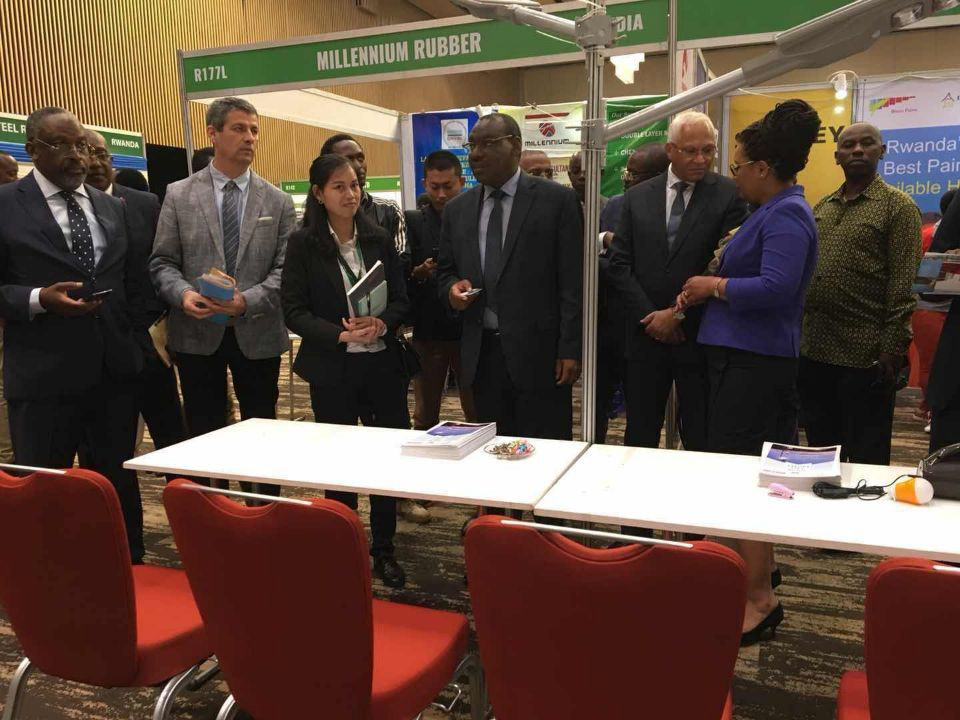 ALLTOP -Alltop Booth In Kigaliconventioncentre,rwanda-1