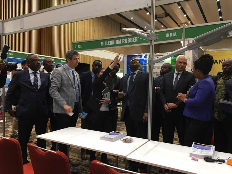 ALLTOP -Alltop Booth In Kigaliconventioncentre,rwanda-2