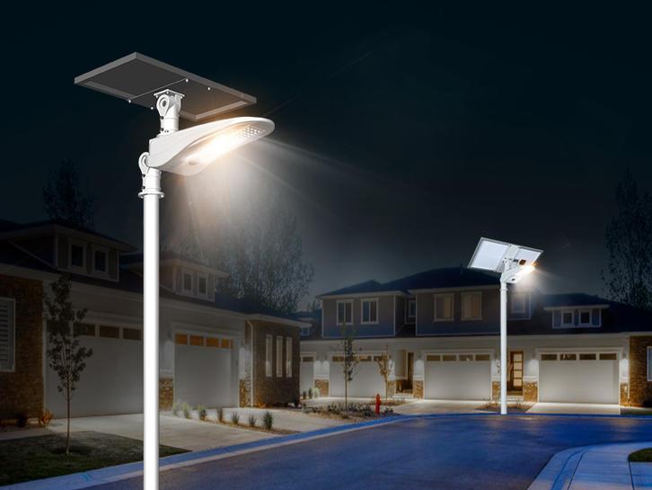 ALLTOP IP65 outdoor waterproof  50w solar road light