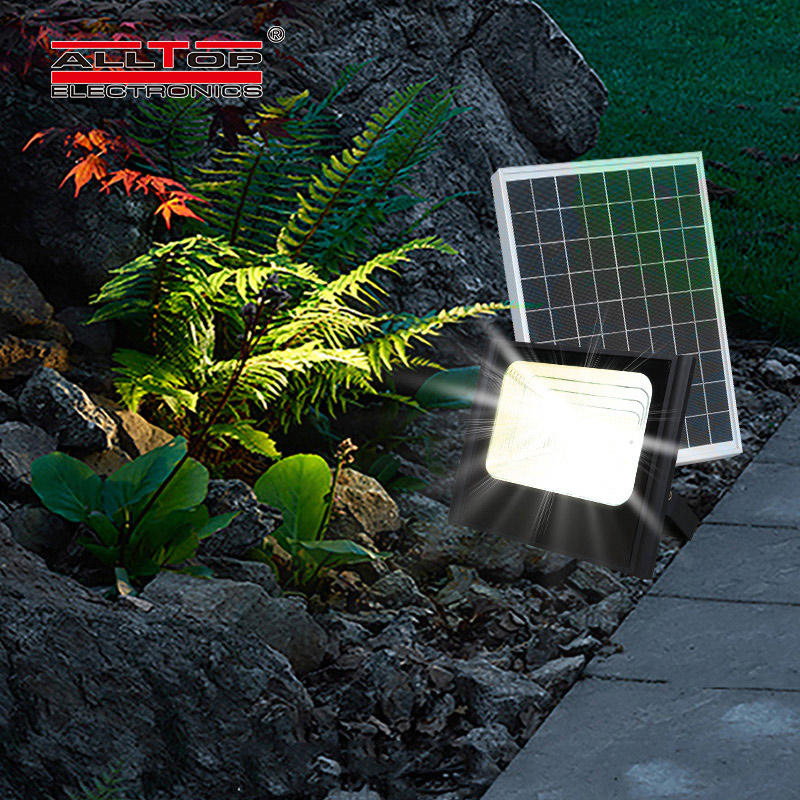 ALLTOP High power Waterproof Outdoor 50w 100w 150w 200w led solar flood light