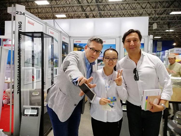 ALLTOP -Exposolar Colombia 2019, Zhongshan Alltop Lighting Co, Ltd