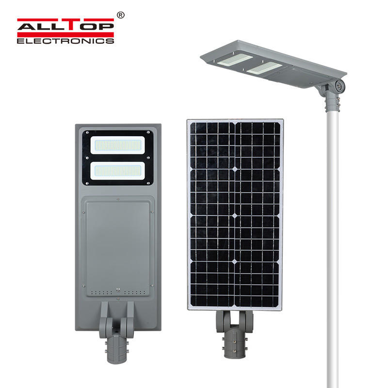 ALLTOP high quality all in one solar street light wholesale for highway