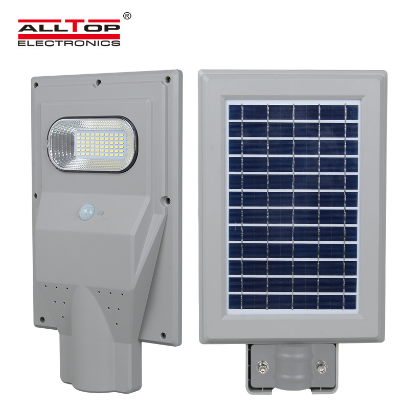 ALLTOP -High quality IP67 waterproof all in one solar led street light-1
