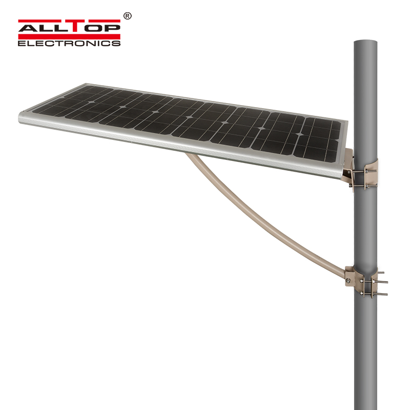 ALLTOP -solar street light ,all in one solar street courtyard light | ALLTOP