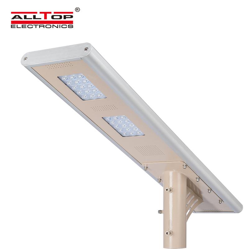 ALLTOP -integrated solar light ,all in one solar street lights | ALLTOP