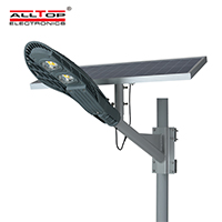 ALLTOP 20w solar street light supplier for garden-1