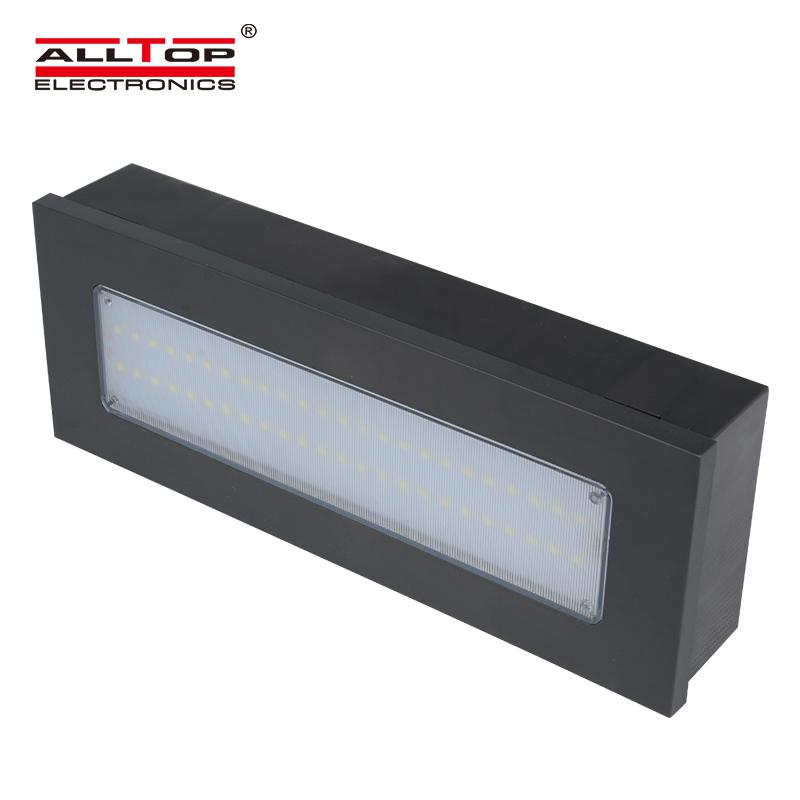 ALLTOP -High brightness IP65 outdoor indoor garden lights led outdoor wall lamps-2