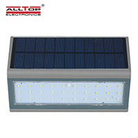 ALLTOP -Solar Wall Lamp Outdoor Waterproof Led Solar Wall Lights-1