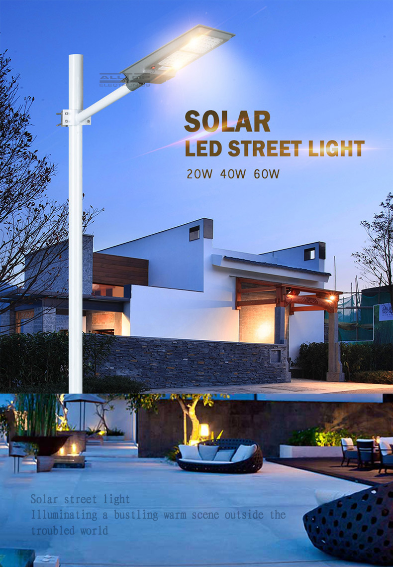 ALLTOP -Find Solar Led Lights Integrated Solar Street Light Price-3