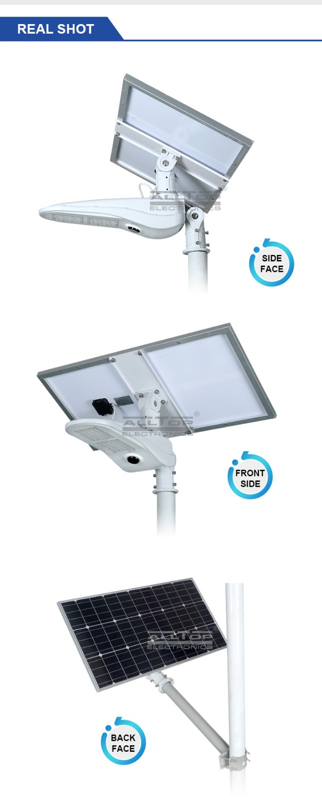 power solar led street lamp free sample for playground ALLTOP-4