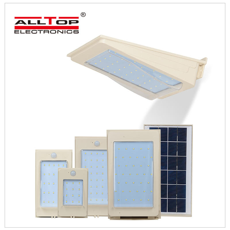 outdoor led solar light