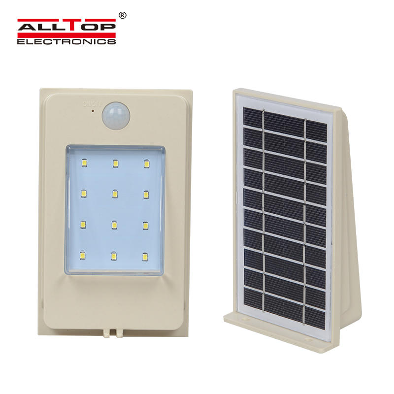 outdoor led solar light 5W
