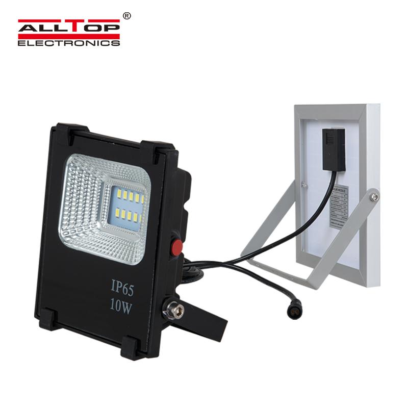 ALLTOP -solar led flood lights,solar powered flood lights outdoor | ALLTOP
