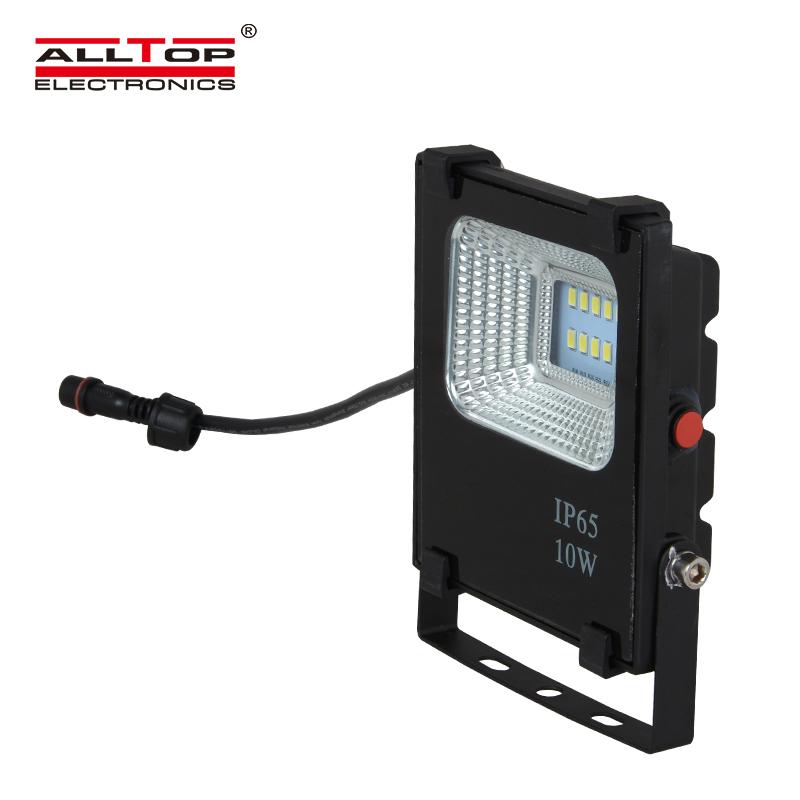 ALLTOP -solar led flood lights,solar powered flood lights outdoor | ALLTOP-1