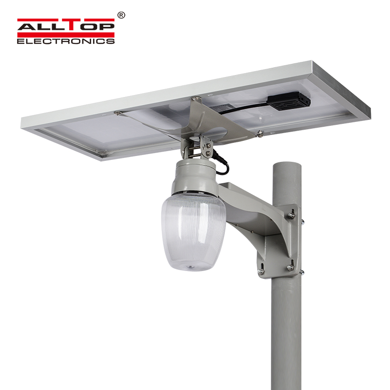 ALLTOP -20w solar street light ,solar powered street lights residential | ALLTOP
