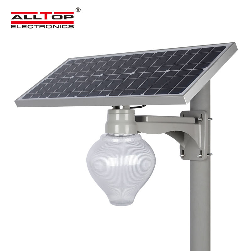 ALLTOP -20w solar street light ,solar powered street lights residential | ALLTOP-1