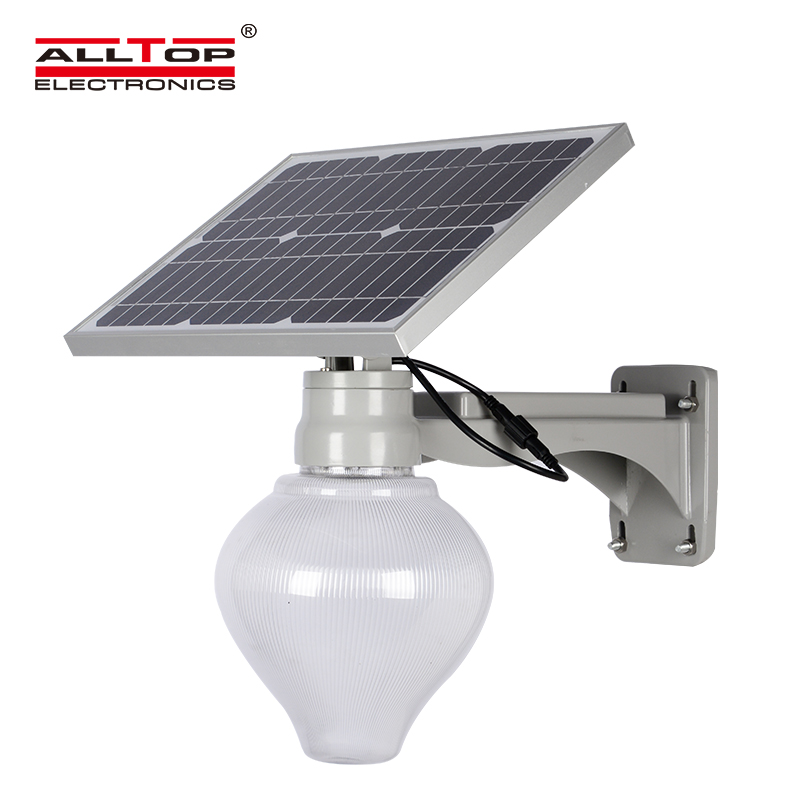 energy-saving solar street lamp supplier for outdoor yard-1