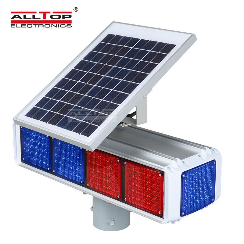ALLTOP -portable traffic lights | SOLAR TRAFFIC LIGHT | ALLTOP-1