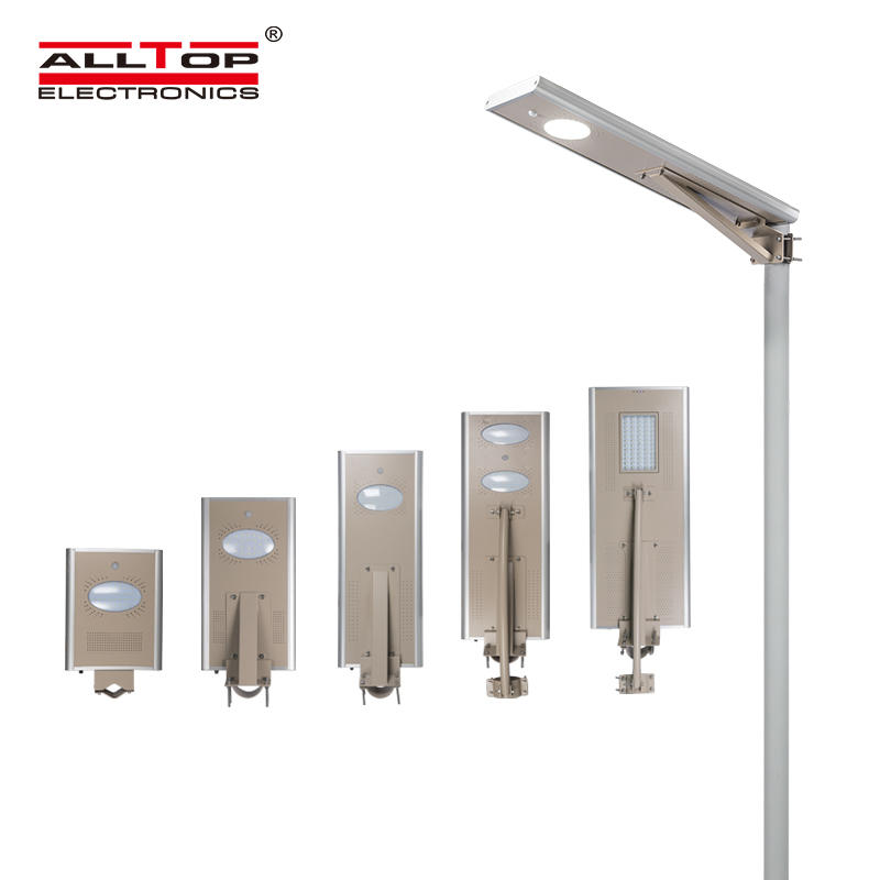 ALLTOP solar lights led directly sale for garden