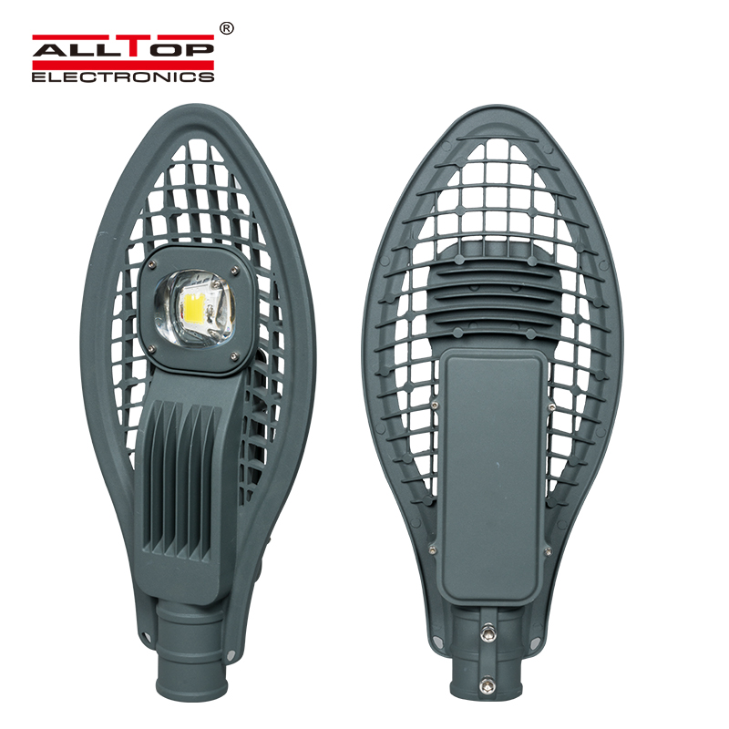 ALLTOP -Waterproof outdoor ip65 110v high power aluminum led street light lamp-1