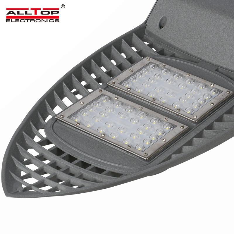 high lumen low price outdoor IP65 bridgelux COB led street light 56w 60w