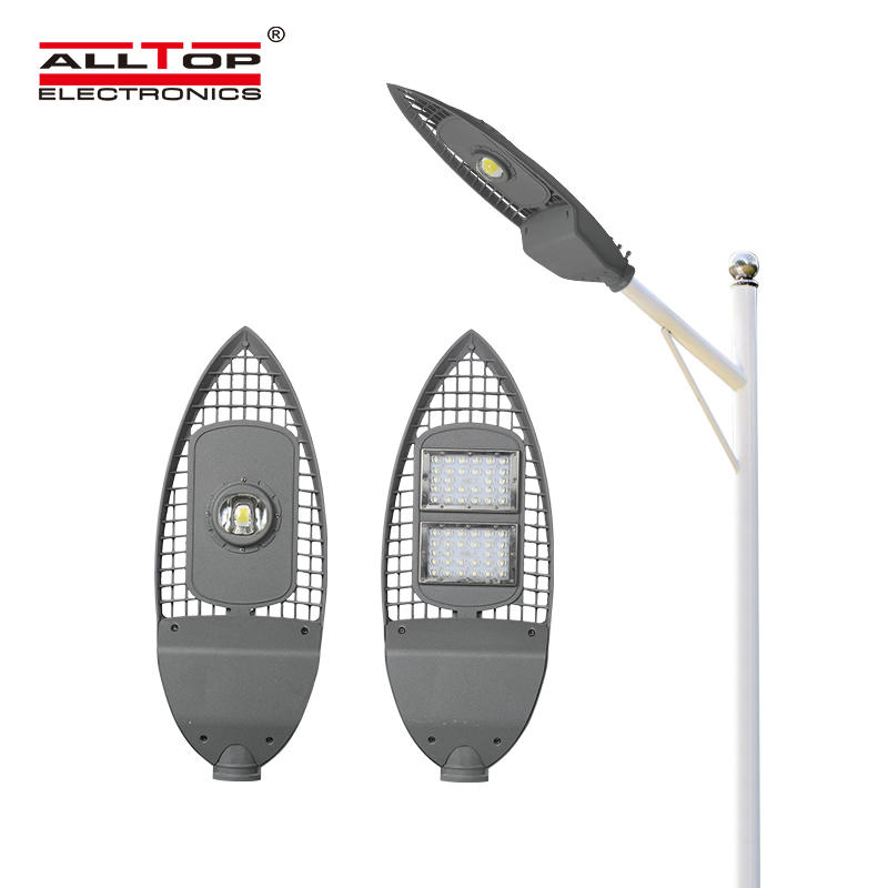 ALLTOP customized 60w integrated solar street light company for lamp