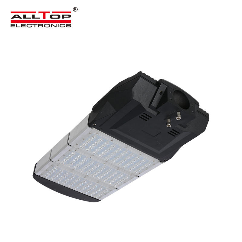 100W high quality led automatic street light luminary manufacturers