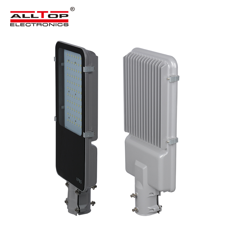 ALLTOP -12W 24W 40W 60W IP65 aluminum cob led street light