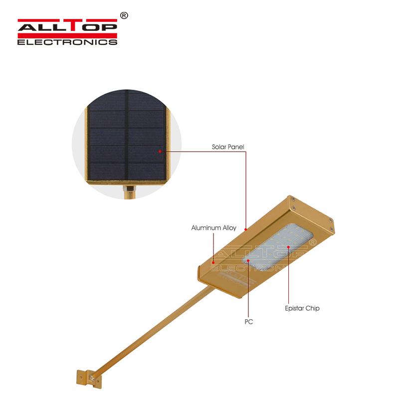 ALLTOP -solar wall lamp ,small solar wall lights | ALLTOP-1
