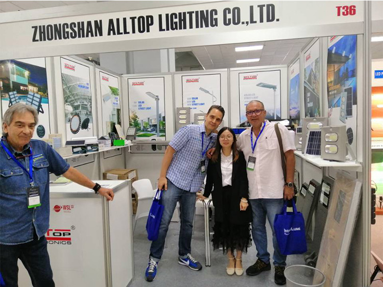 ALLTOP -Interlumi Panama 2019, Zhongshan Alltop Lighting Co, Ltd