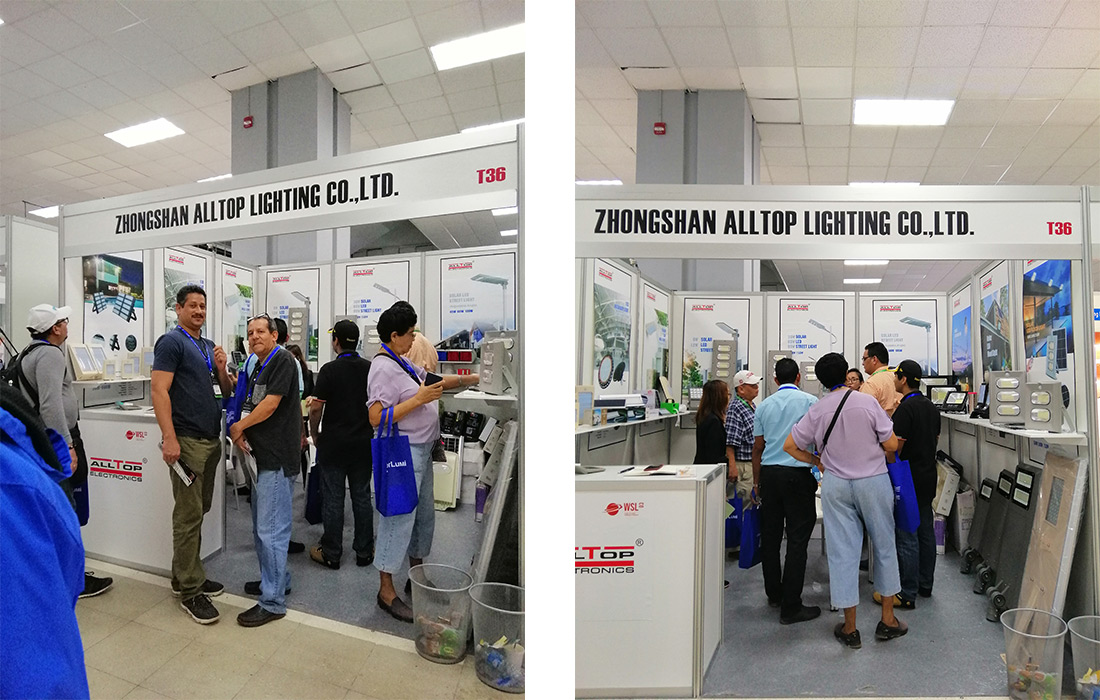 ALLTOP -Interlumi Panama 2019, Zhongshan Alltop Lighting Co, Ltd-1