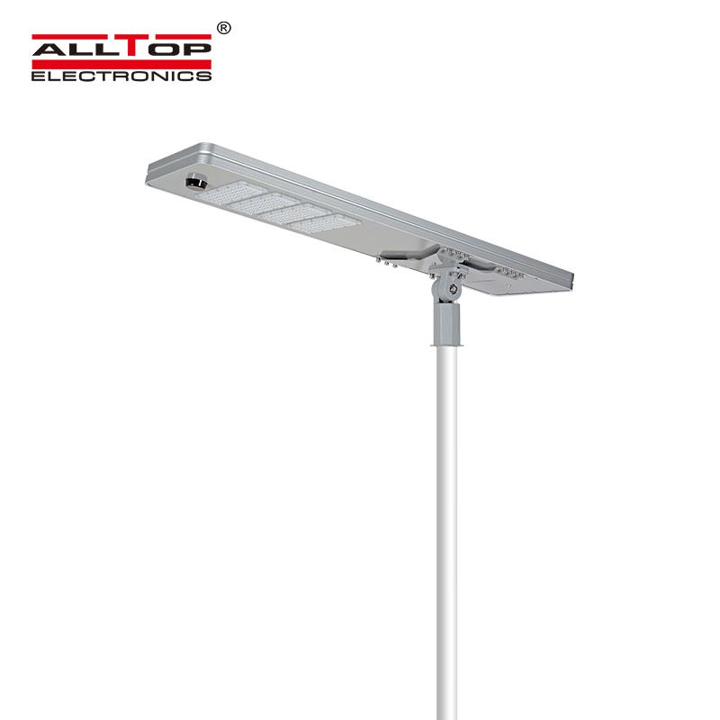 ALLTOP -ALLTOP 50W 100W 150W 200W IP65 outdoor integrated motion sensor all in one solar led street -2