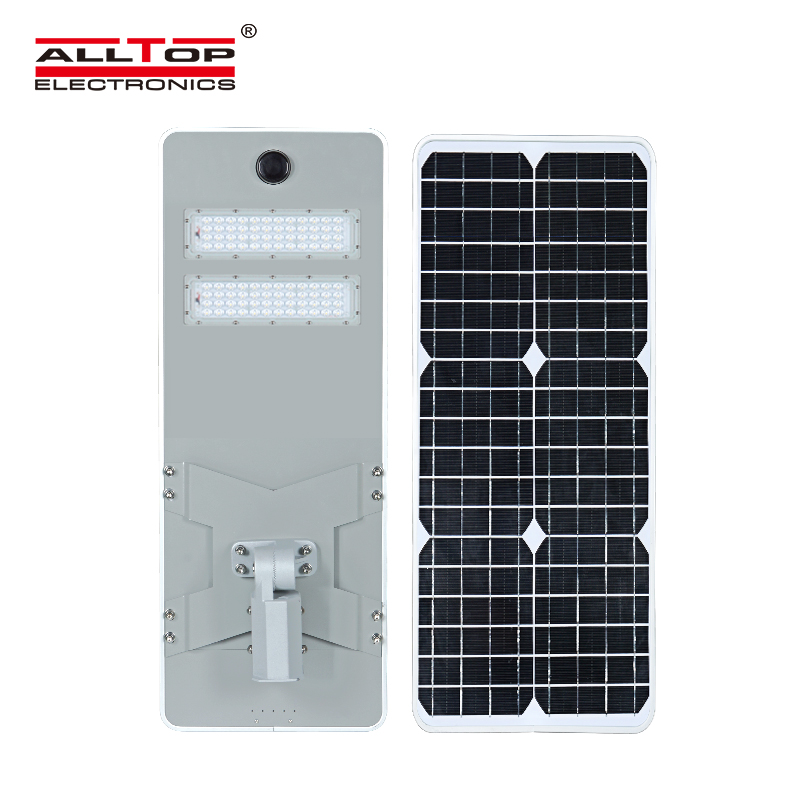 waterproof solar pole lights series for highway-2