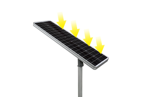 waterproof solar pole lights series for highway-7