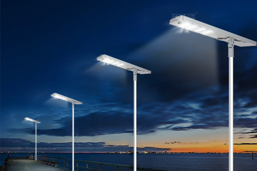 waterproof solar pole lights series for highway-8
