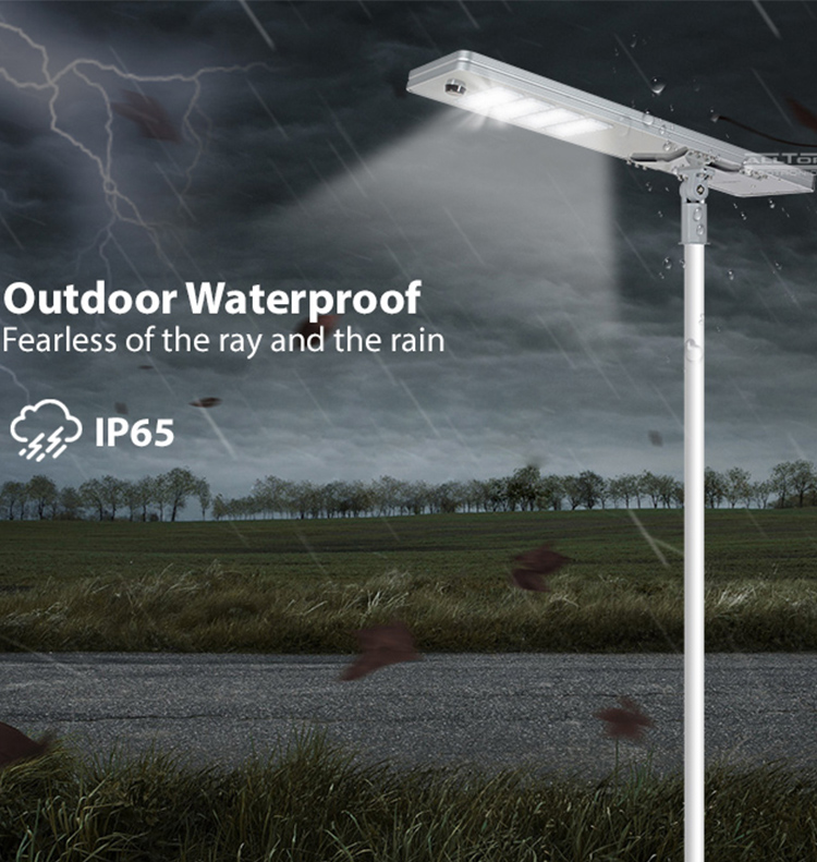 waterproof solar pole lights series for highway-12
