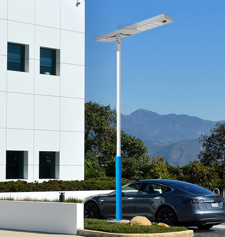 waterproof solar pole lights series for highway-13