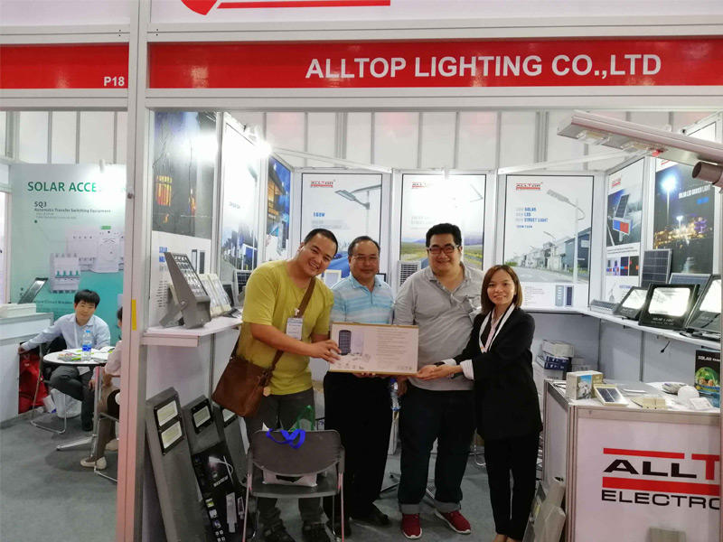 news-LED street lights, LED flood lights, solar lighting-ALLTOP-img