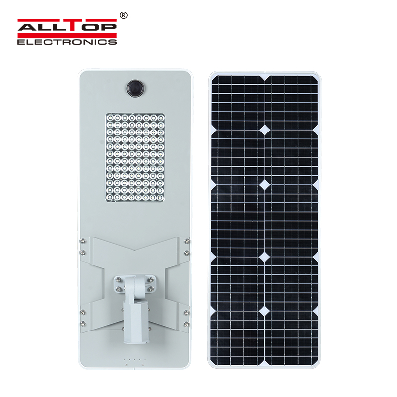 ALLTOP high quality all in one solar street light directly sale for highway-3