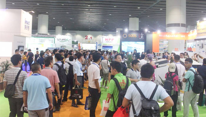 ALLTOP -2019 The 11th Guangzhou International Solar Photovoltaic Exhibition-1