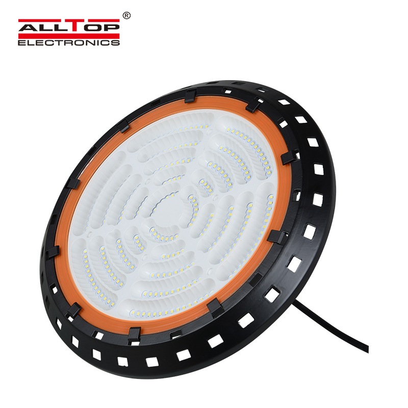 ALLTOP high quality best high bay lights factory price for outdoor lighting-2
