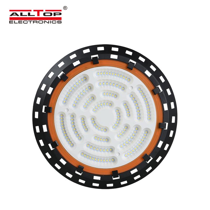 ALLTOP -High power IP65 warehouse industrial indoor 100watt 150watt 200watt ufo led high bay light-1