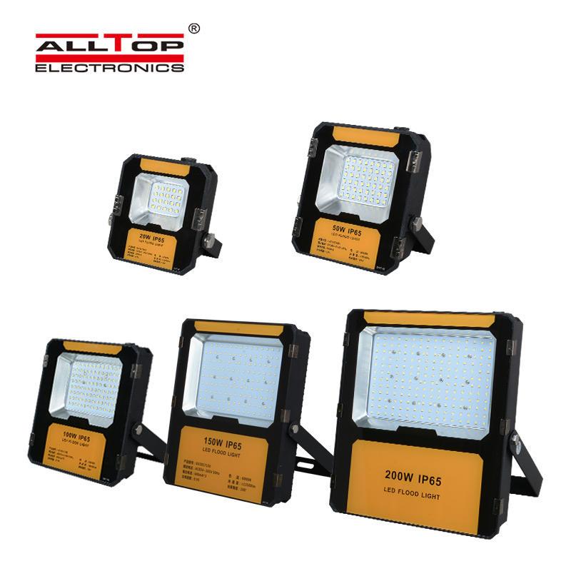 20W 50W 1000W 150W 200W Flood LED Light, Garden IP65 SMD Flood Light, Slim 1 LED Flood Light Outdoor
